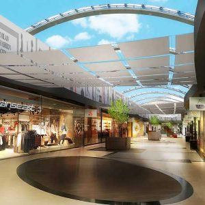 A new fashion and entertainment destination in Larissa