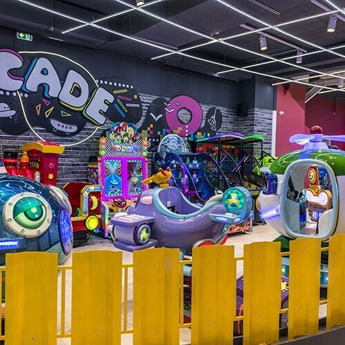 Το πάρκο παιδικής ψυχαγωγίας Voltaστο Fashion City Outletκαι πάλι κοντά σας!