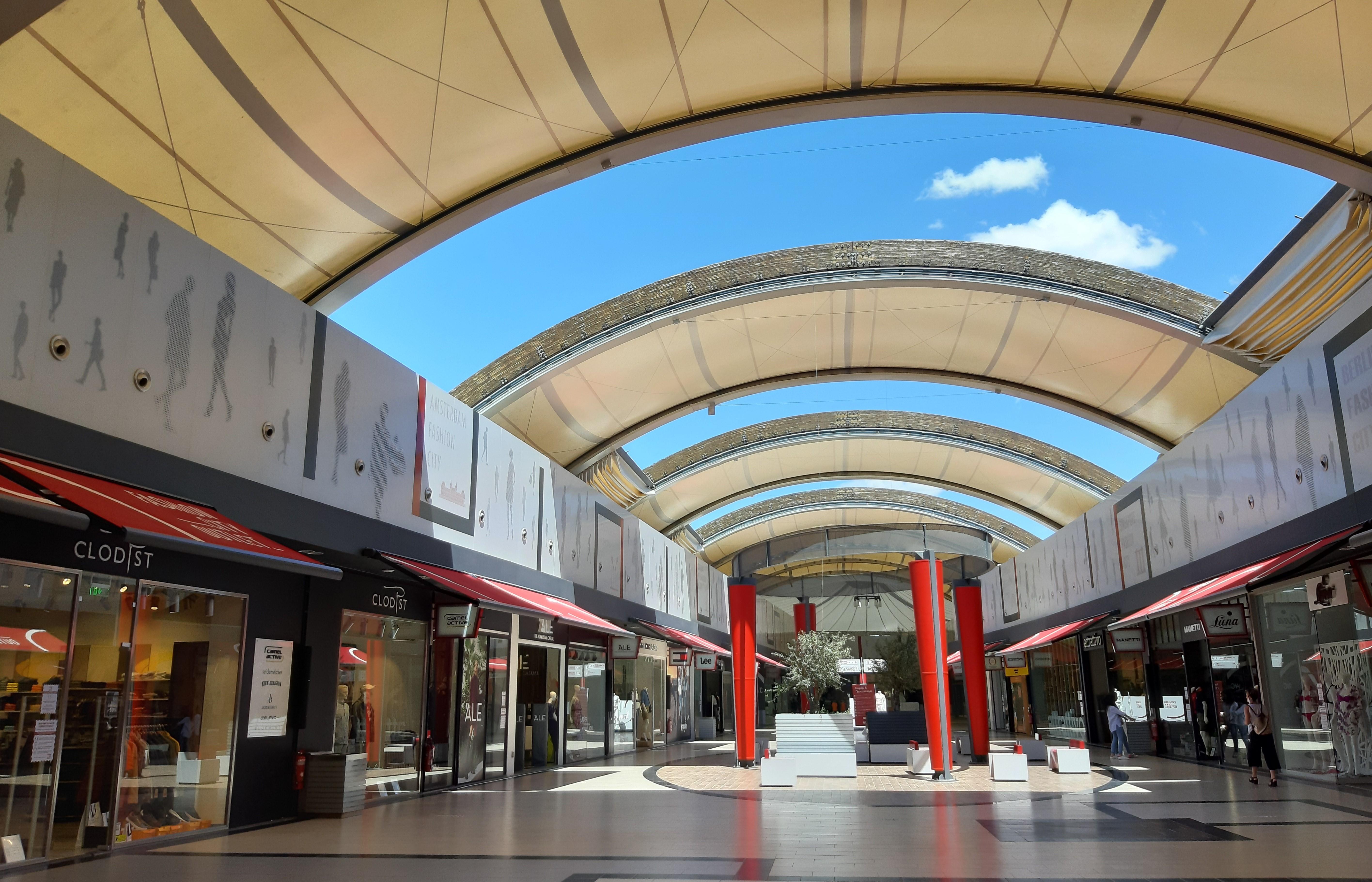 Fashion City Outlet : Μέτρα πρόληψης και προστασίας κατά του Covid-19